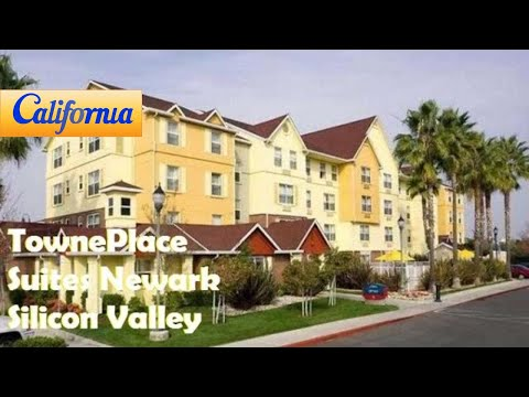 TownePlace Suites Newark Silicon Valley, Newark Hotels - California