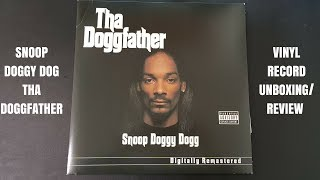 Snoop Dogg Tha Doggfather vinyl record unboxing: Snoop dogg vinyl records