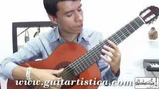 Tensiones acordes : 9, 11 y 13 Explicación y usos , Blue Bossa Jazz Guitar Tutorial  CGHD Clase 138