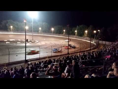 8/19/16 Sycamore Speedway - 6 lap feature
