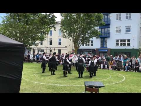 Carlow Pipe Band, East of Ireland Championships, Howth