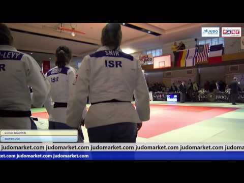 Women Israel - USA New York Open Judo Championship