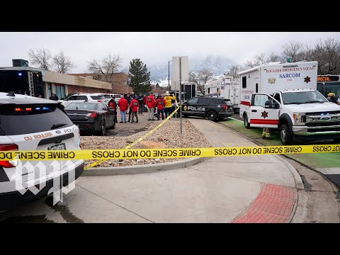 WATCH: Boulder Police hold news conference on shooting at grocery store