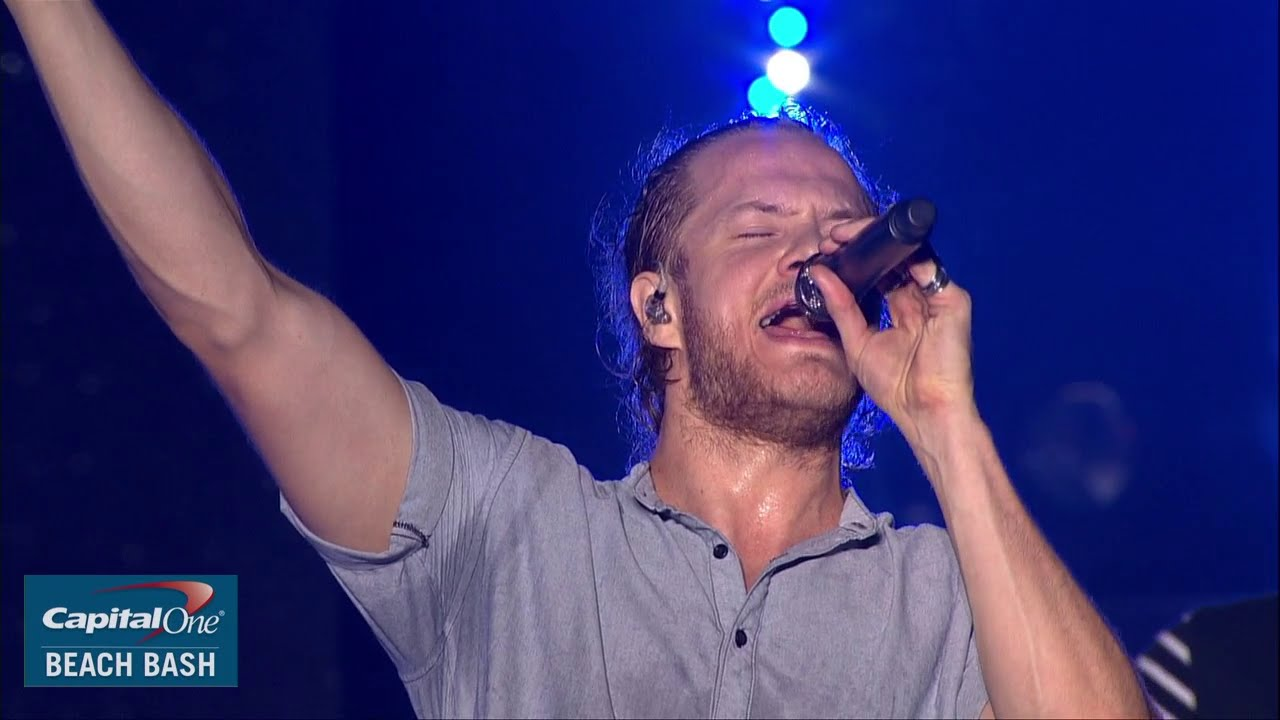 Resultado de imagen de Imagine Dragons Live Miami Beach 2015 (Full Show HD)