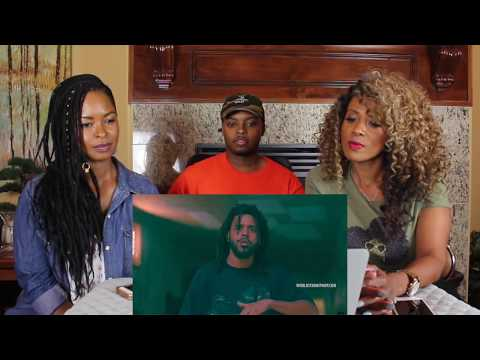 "Mom And Aunt Reacts To J. Cole ""Album Of The Year (Freestyle)"" (WSHH Exclusive - Official Video)"