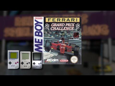Gameplay : Ferrari Grand Prix Challenge [Gameboy]