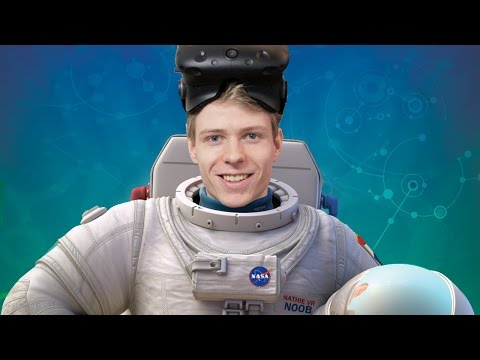 SPACE SIMULATOR IN VIRTUAL REALITY! | Mission: ISS VR (HTC Vive Gameplay)