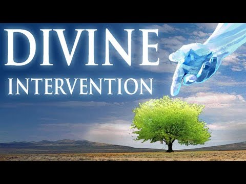 Divine Intervention Caught on Camera: It's No Coincidence that You Came Across this Video