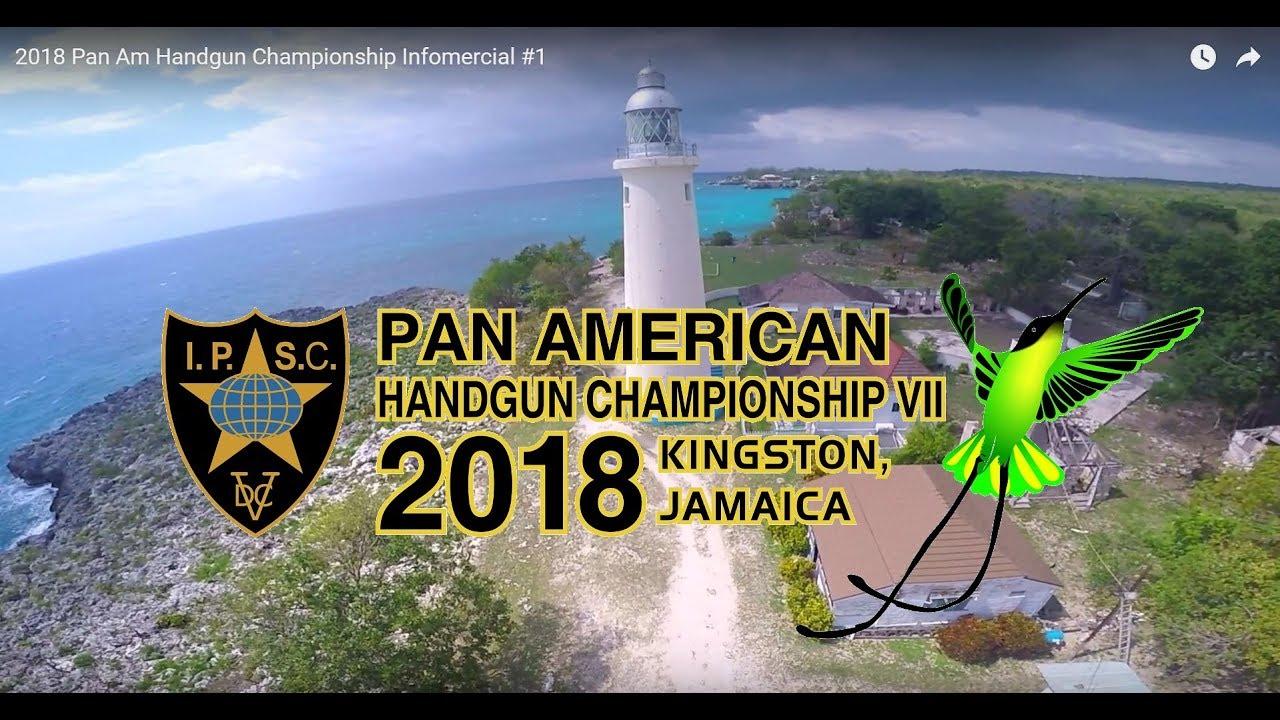 Pan American Handgun Championship 2018   Jamaica Rifle Association