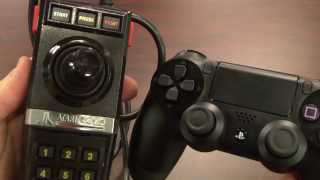 Classic Game Room - PLAYSTATION 4 DUALSHOCK 4 controller review(, 2013-11-23T15:48:00.000Z)