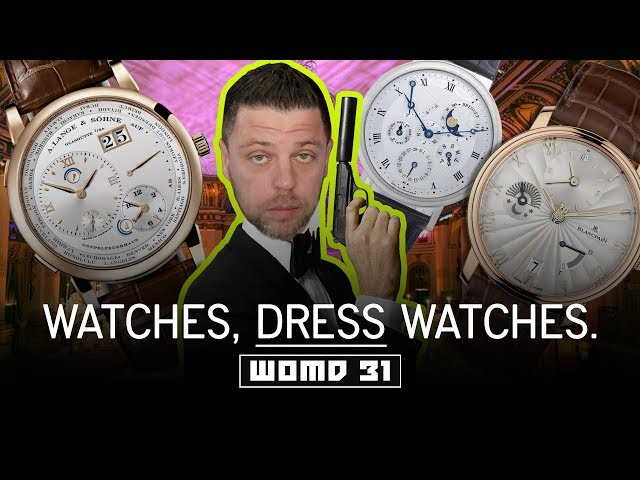 WOMD 31 | The Dress Watch Edition Feat. Breguet, A. Lange & Söhne & the Blancpain Half and Half