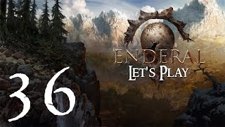ENDERAL (Skyrim) #36 : The Living Temple of Doom ..... and RAGE!