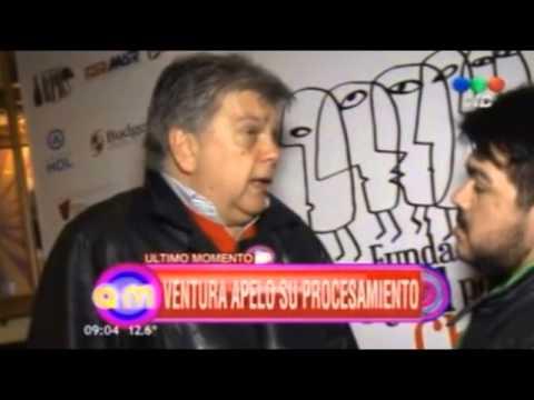 Luis Ventura vs. la Justicia: cómo continúa su procesamiento por las fotos de Jazmín de Grazia