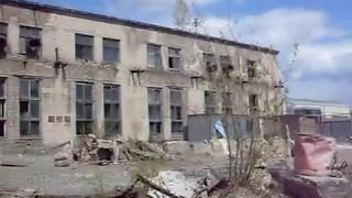 Погибший комвольный комбинат-Тверь))