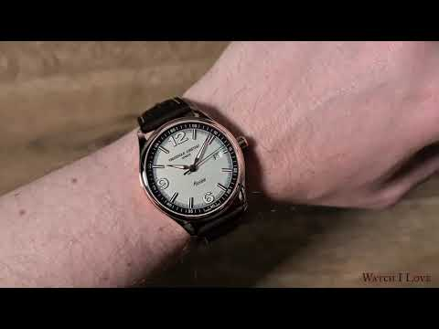 Frederique Constant Vintage Rally Healey Automatic Wrist-roll