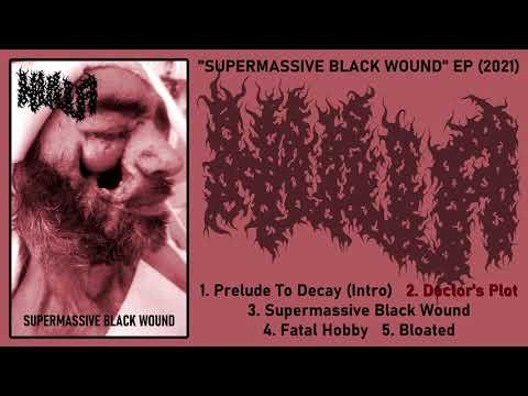 Download Hulla - Supermassive Black Wound EP [2021 Goregrind]