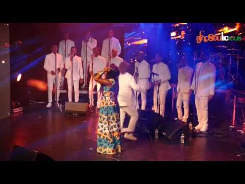 MEN OF GOSPEL feat AKICHI ELENORE    Modimo Wa Re Sheba  Live Cover