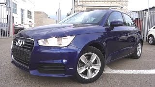 Awesome Supermini Audi A1 1.4 TFSI S-Tronic. Start Up, Engine, and In Depth Tour.