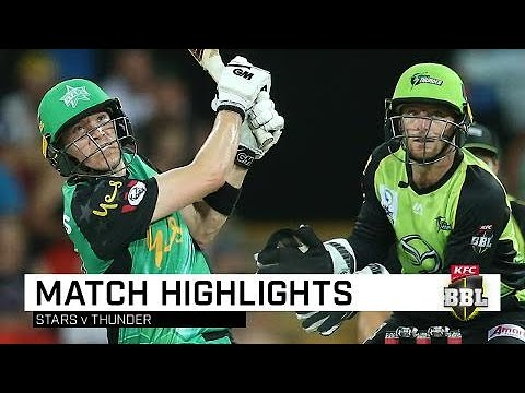 Stars cruise to Gold Coast triumph | KFC BBL|08 Mp3