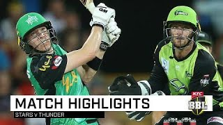 Stars cruise to Gold Coast triumph | KFC BBL|08