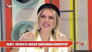 Ece Erken: Demet Akalın evliyken bir futbolcu yüzü