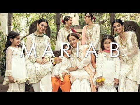 606f87dd38 MARIA.B EID 2018 COLLECTION HD PROMO - YouTube