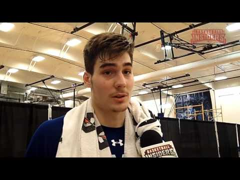 Juan Hernangomez - Relativity Sports Pro Day