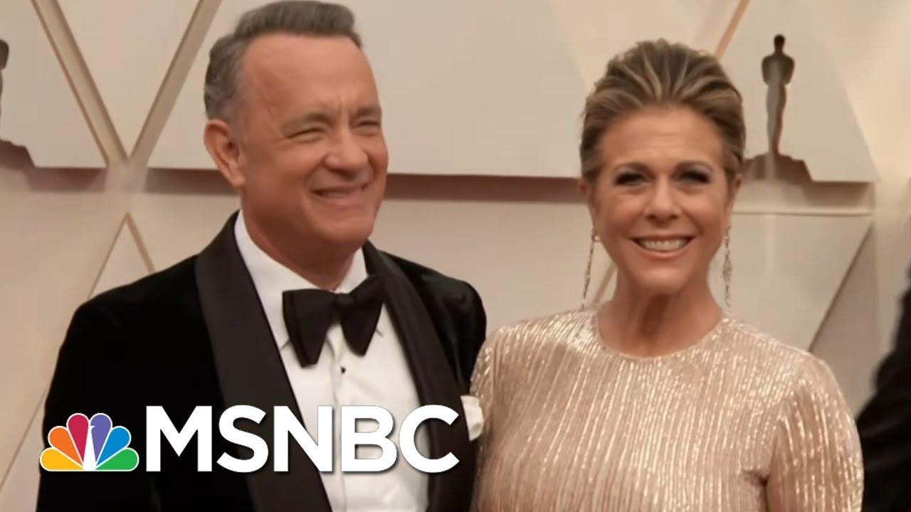 Coronavirus Update: Europe Travel Ban, Tom Hanks, NBA Suspends Games – Day That Was | MSNBC