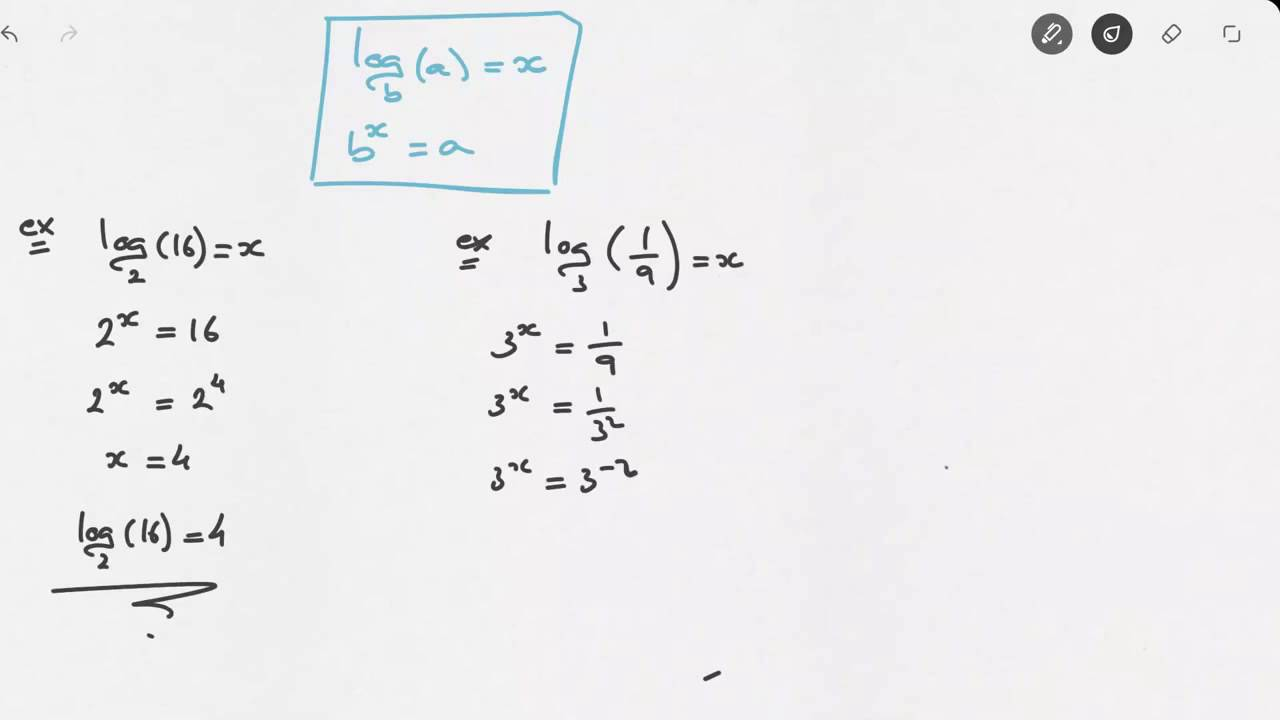 calculating logarithms youtube rh youtube com Person Doing Manual Calculations HVAC Load Calculation Manual N