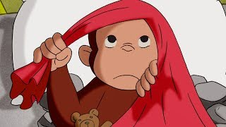 Curious George 🐵The Big Sleepy  🐵 Kids Cartoon 🐵 Kids Movies | Videos for Kids