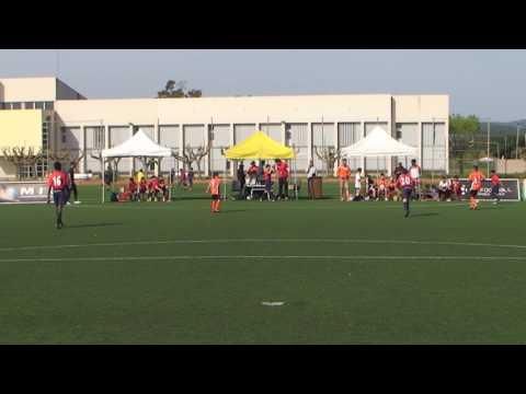 MIC 2017  ISL FUTBOL VS SANT FELIU   CLASS E  4FC