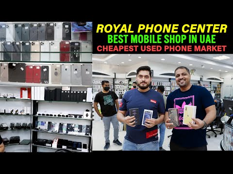 Best Used Mobile Market is Abu Dhabi UAE Dubai | Cheapest Mo