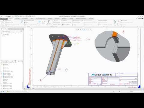 Tvorba Objemovych Solidovych Svaru A Vykresove Dokumentace V Ptc