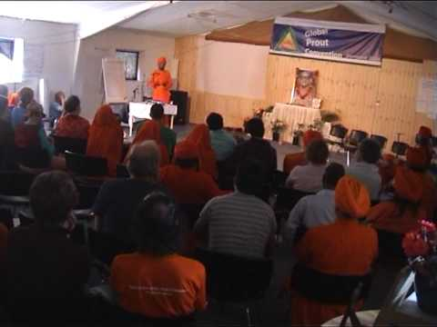PROUT Convention in Denmark 2009 -  3: Work in Haiti