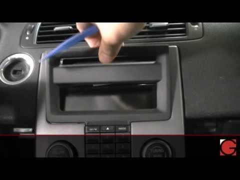 GROM MST4: Volvo S40 2006 2007 2008 2009 2010 USB Bluetooth iPhone Android Adapter Installation