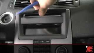 grom mst3 volvo s40 2006 2007 2008 2009 2010 usb bluetooth iphone android adapter installation