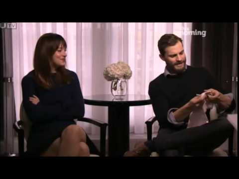 Jamie Dornan and Dakota Johnson Funny Moments (Original)