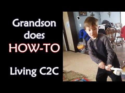 #IAmACreator |:| Grandson Does HOW-TO |:| Fulltime RV Family Living Coast 2 Coast