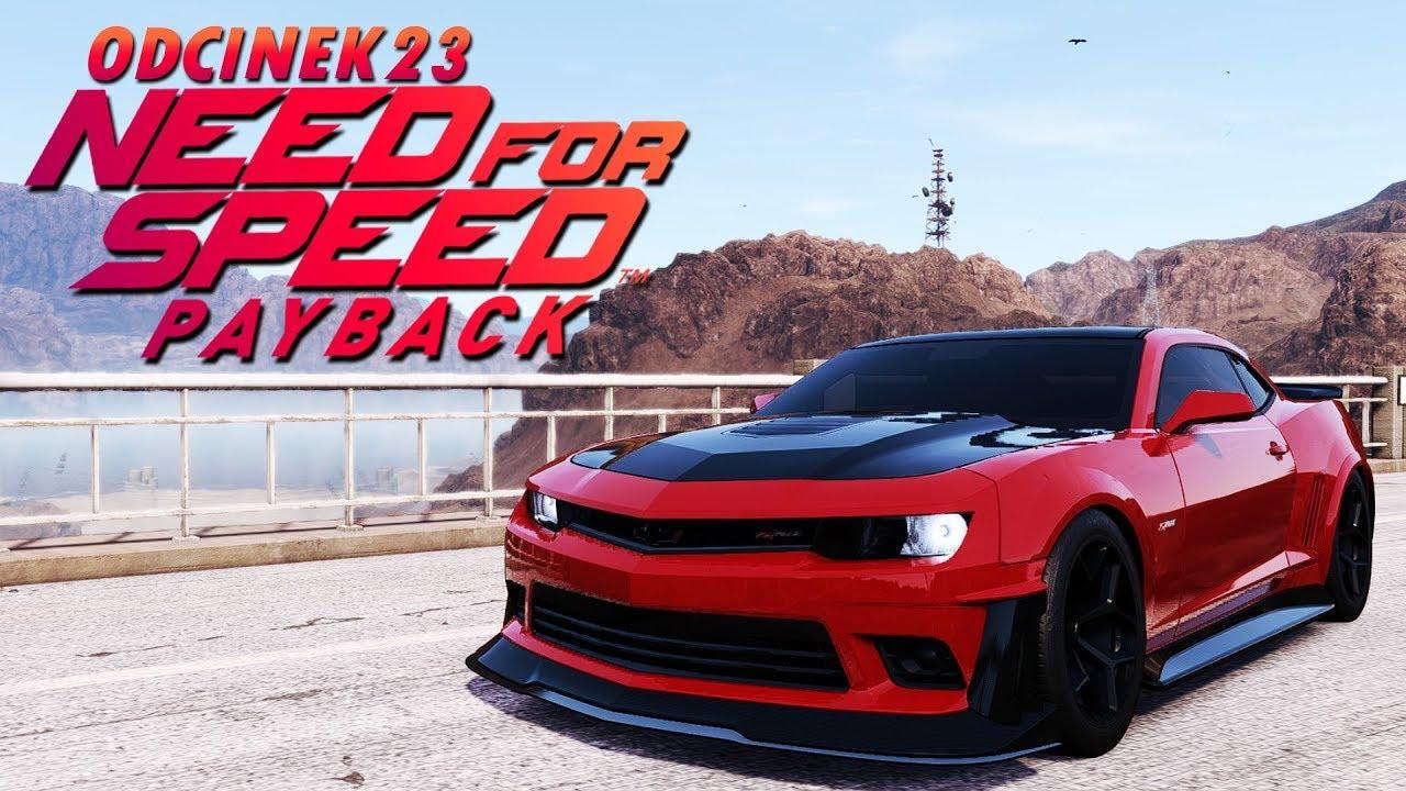 Need for Speed Payback PL (DUBBING) #23 – WPADŁEM W KOLCZATKĘ – PC