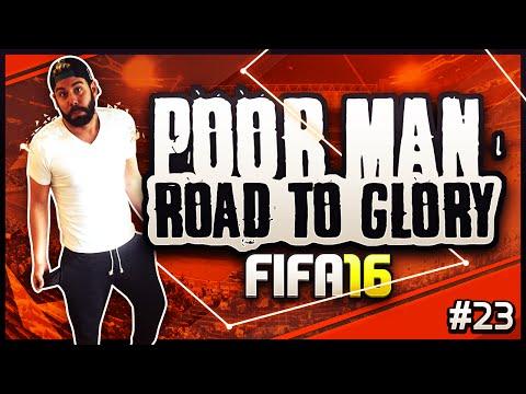 POOR MAN RTG #23 (edited) - RAISING MONEY FOR CHARITY! - FIFA 16
