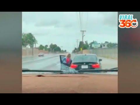 🚨Chico se roba auto de la familia y recibe 'cinturonazos' 🚨