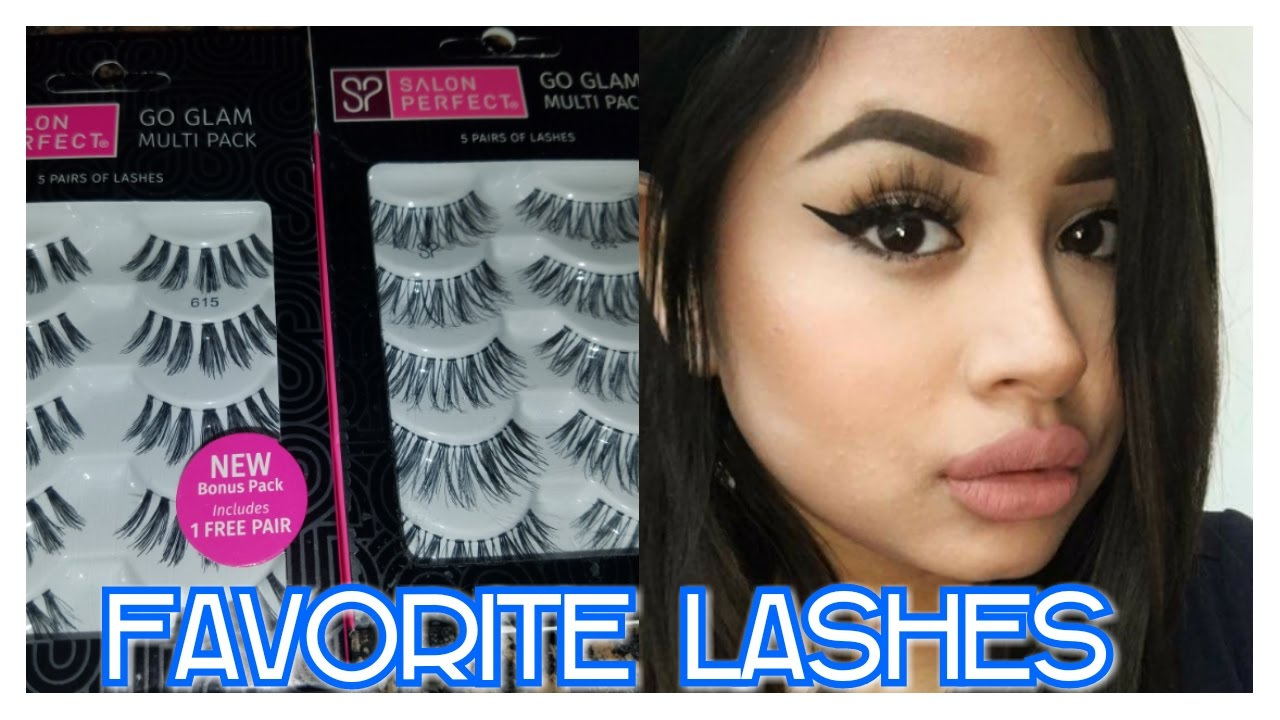 Favorite affordable lashes salon perfect 2017 youtube for Salon 615 lashes