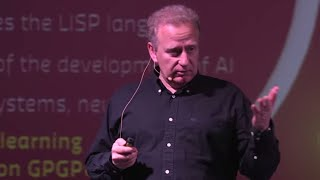 AE + AI: the way towards autonomous computers | Pierre Collet | TEDxUTTroyes