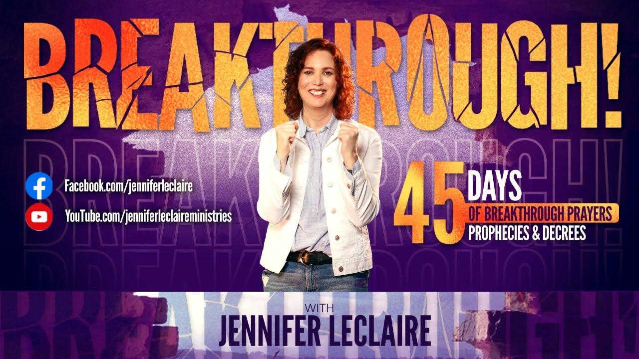 Download I Decree a Double Breakthrough! (Breakthrough Day 43)