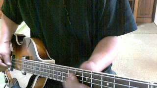 Don't Bother Methe Beatles Bass Cover