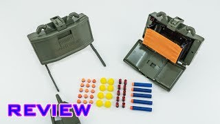 [REVIEW] NERF CLAYMORE!? HOLY TACTICS, BATMAN!