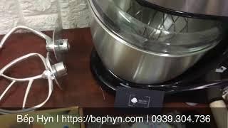 Máy đánh trứng trộn bột gia đình 4L Giá 2tr450 (kèm cân và quà)
