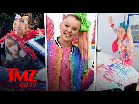 Justin Bieber Shades 15-Year-Old Dance Moms Star Jojo Siwa | TMZ TV Mp3