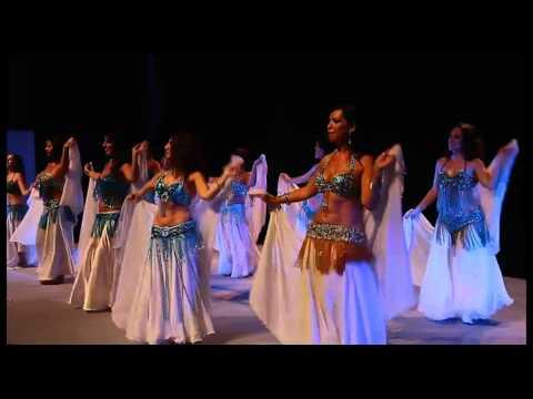 Danse Orientale Montpellier Les Orientales - Avancé voile