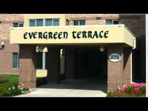 Evergreen Terrace, Grimsby Ontario retirement living